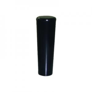 Grundy Beer Tap Handle (short black handle)