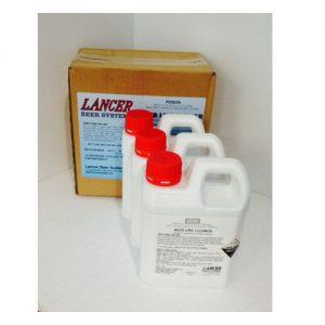 Beer Line Cleaner Red Dye – 3 x 1 lt