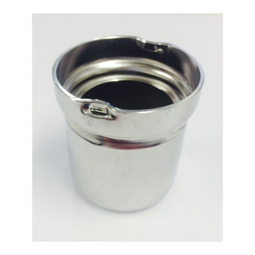 Carlton By Pass Cup – Stainless Steel
