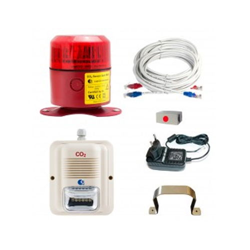 CO2 Alert MK10 Detector Set