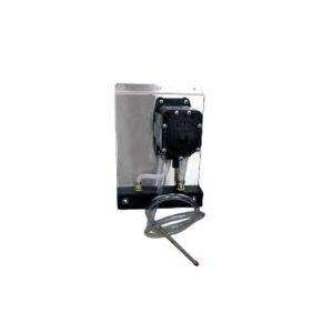 CO2 Pump Wash Out c/w Fatlock Adaptors