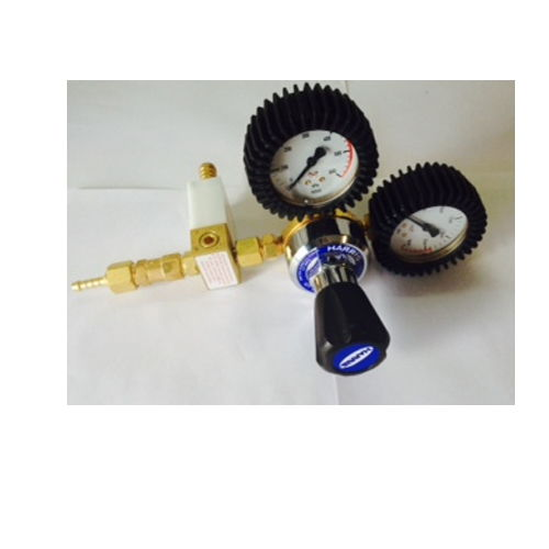 Harris CO2 Double Gauge Regulator