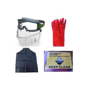 SAFETY KIT PERSONAL PROTECTION