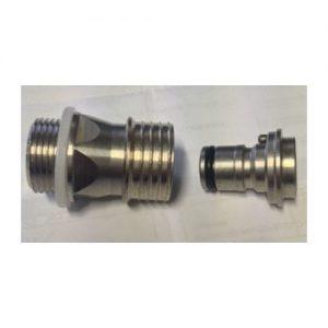 Pushloc Adaptor and Shank