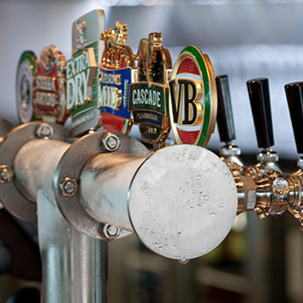 Draught Beer Dispensing System
