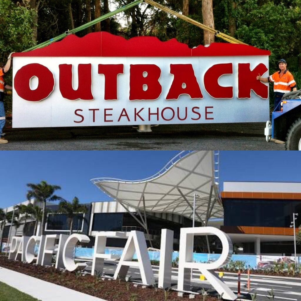 Outback Steakhouse Pacific Fair