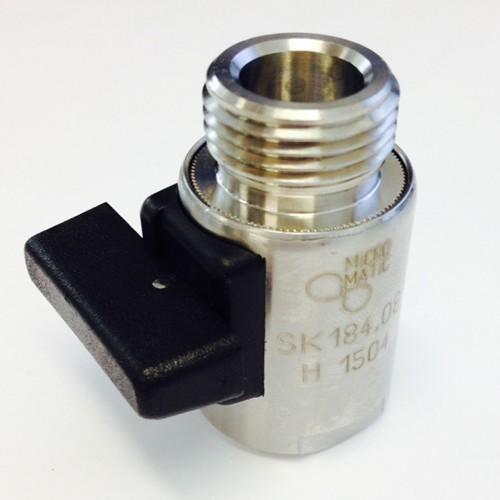 5/8″ Ball Valve Micro Matic