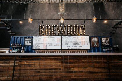 Brewdog's Taproom